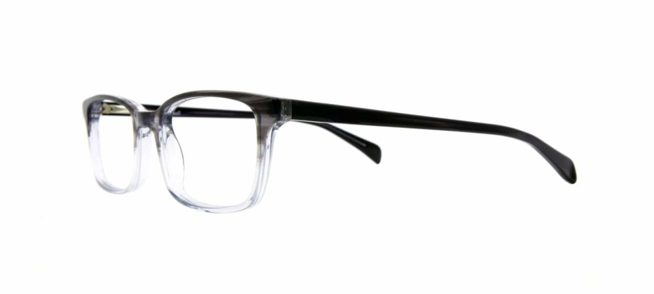 Focali Burton Gray Ombre Frame Color Side Angle