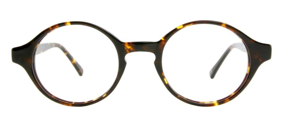 Lugano Focali Brown Tortoise Shell Eyeglasses
