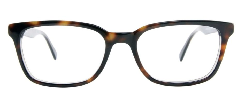 Whilans Focali Brown Tortiose Shell Eyeglasses